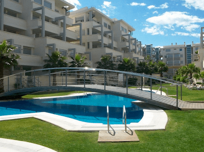Luxury apartments in Denia - Spain