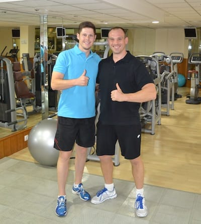 reps accredited personal trainers
